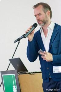 Speaker Sebastian Kraft