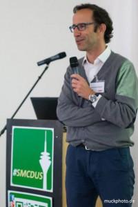Speaker Alessandro Panella