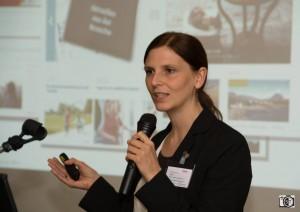 Speakerin Mareike Berkling
