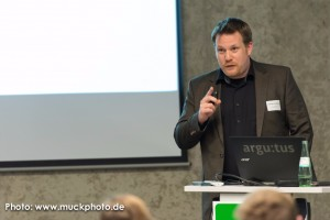 Christoph Weidner, Business Development bei argutus