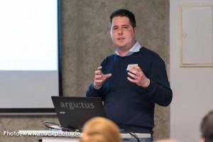 Simon Spinczyk, Entwicklungsleiter bei argutus