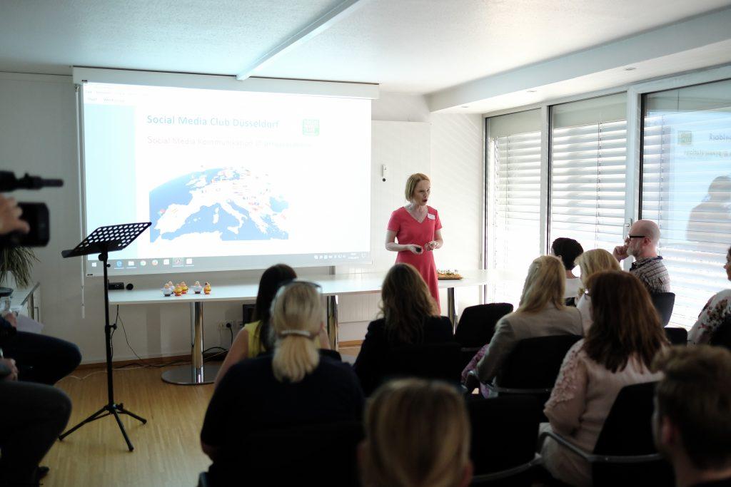 Social Media Club Düsseldorf @ pressrelations 5